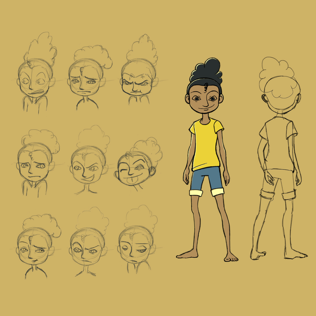 animacao infantil sobre folclore brasileiro