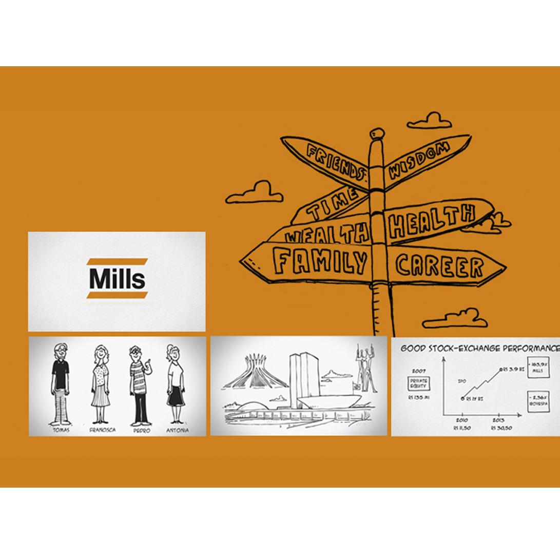 aniversario empresa mills