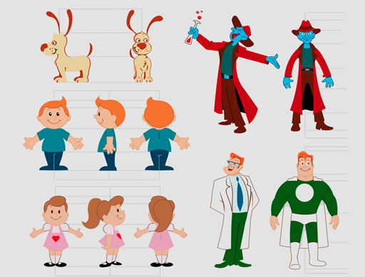 sergio_franco_criacao_de_personagens_ilustracao